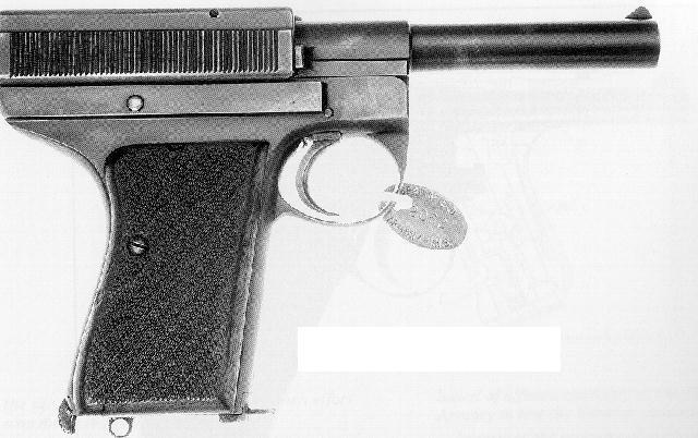 pistole italienische armi galesi