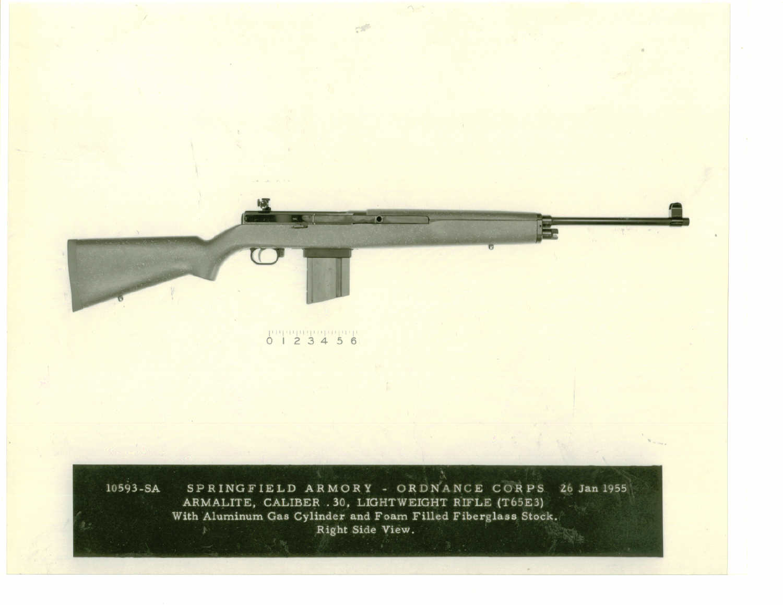 Armalite SCHV AR-11 Nomenclature (AR-11